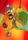 Speaker della 'Corsa dei topi'