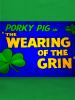 Porky Pig: Le verdi scarpette d'Irlanda
